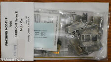 Custom Finishing HO #7056 FAIRMONT Series E Motor Car