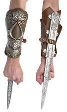 Assassin's Creed Ezio à Lame Gant Cosplay Fraternité Déguisement Acces Lf920090
