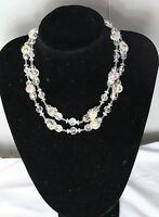 RARE and Beautiful Vintage Vendome Sparkling Necklace and Bracelet