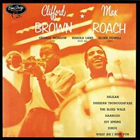 Max Roach Clifford Brown - Clifford Brown And Max Roach [CD]