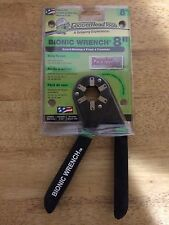 LoggerHead Tools BW8-01R-01 Bionic Wrench 8 Inch Adjustable Wrench NEW OPEN BOX
