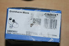 GROHE 34023000 34023 Grohtherm Micro sous table thermostat thermostat NEUF