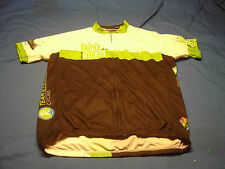 TRIPLE BYPASS FOR THOSE WHO DARE JULY 2014 PRIMAL Cyclist Mens Jersey Size Large