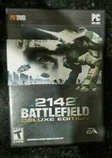 Battlefield 2142 Deluxe Edition PC DVD Game  Software