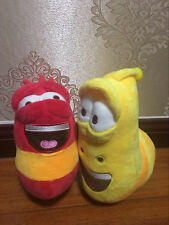 Funny Creative Larva Cute Insect Plush Toy Doll for Birthday gift Pair 20-30cm !