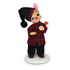 Annalee Dolls 2021 Christmas 6in Winter Woods Boy Mouse Plush New with Tag