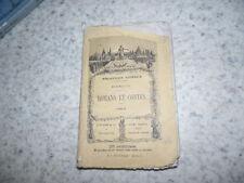 1864.Romans et contes T3.Diderot
