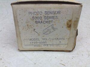 McGill 1720-9950 Photo Sensor Bracket Series 5000 17209950 Box of 5 New