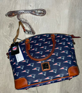 Dooney & Bourke New England Patriots Charli Satchel New
