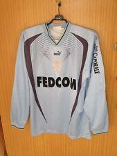 Maillot shirt jersey trikot ancien AS MONACO  2000-2001 ??  GARDIEN PUMA XL