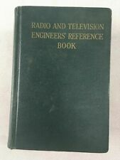 Radio and Television Engineer's Reference Book 1963 With Advertisements RARE