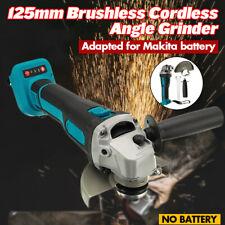 Radial 18V Makita Amoladora Angular Eléctrica para Discos de 125mm ES