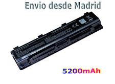 Batería Para Toshiba Satellite PABAS259 PA5109U-1BRS PA5024U1-BRS PA5025U-1BRS