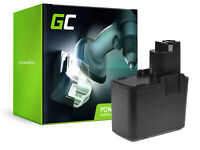GC Akku BAT011 für Bosch 3310 3315 GBM GSB GSR PSR 12 VES-2 PSR 120 12V 3Ah