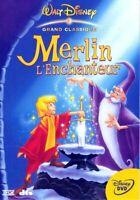 DVD ☆ MERLIN L'ENCHANTEUR ☆ WALT DISNEY ☆ OCCASION
