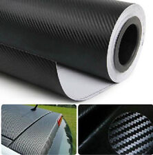 "3D Carbon Fiber Vinyl Wrap Film Sheet Decal Sticker Phone Laptop Car 40""x60"""