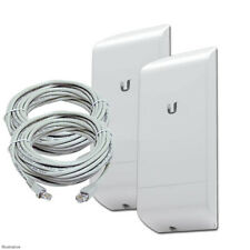 Ubiquiti M5 150Mbps Outdoor Wireless Bridge Kit (5GHz, Up to 2Km)
