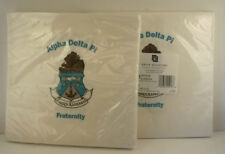 Alpha Delta Pi Fraternity Napkins from Greek Occasions 2 packs of 20 Napkins