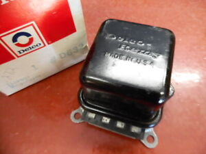 1962 PONTIAC P8 1962 1963 OLDSMOBILE F85 VOLTAGE REGULATOR 1119507 D632