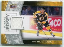 2013-14 Upper Deck Game Jerseys RB Ray Bourque Jersey