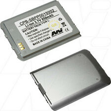 3.7V 850mAh Replacement Battery Compatible with LG LGLP-GAJM