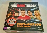 Big Bang Theory Trivia Game Fact or Fiction Open Box Complete EUC