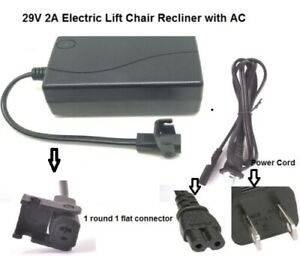 Lift Chair Power Recliner Switching Power Supply Transformer w/ cord okin Limoss