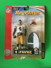 Brett Favre 2006 G B Packers Gracelyn Toys Re-Plays Nfl Football Action Figure