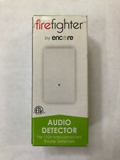 NEW Encore EC-FF345 Firefighter Smoke Detector Wireless Audio Sensor Transmitter