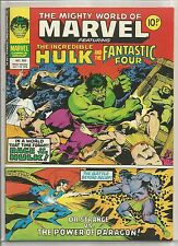 Mighty World of Marvel / Incredible Hulk : comic book #303 from July 1978