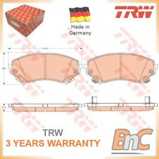 FRONT DISC BRAKE PAD SET CADILLAC CTS TRW OEM 25814702 GDB4456 HEAVY DUTY