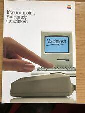 Apple Macintosh BROCHURE-se è possibile PUNTO.
