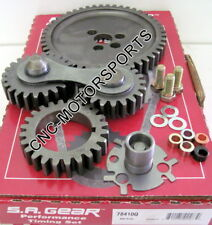 Engine Timing Set S.A. GEAR 78410Q BB Chevy Gear Drive Quiet