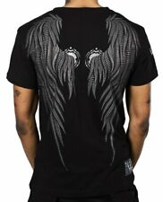 NEW CYBERDOG GIGA WINGS T-SHIRT BLACK/REFLECTIVE