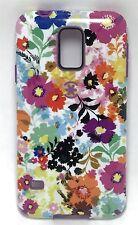 Speck SPK-A2857 Samsung Galaxy S5 flower pattern Case - White/Purple