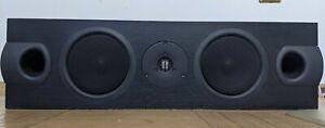 Linn AV5120 Center Speaker in Black, Very Nice Condition