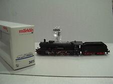 Märklin  3411 Spur H0  (16,5 mm ) Dampflok BR18.1