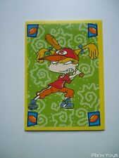 Autocollant Stickers Les Razmoket Rugrats Nickelodeon N°68 / Panini 1999
