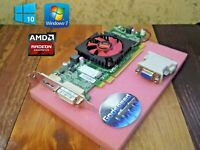 1GB HP PAVILION SLIMLINE Low Profile Half Height Size Length Video Graphics Card