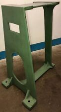 Vintage Greenerd NO. 3A 3AS1 Model Arbor Press Cast Iron Floor Stand. Our #1