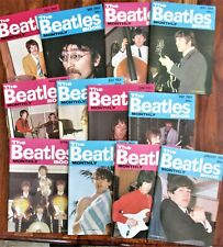 More details for 1984 - a full 12 months of 'the beatles monthly book'. january through december