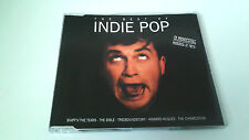"CD SINGLE ""THE BEST OF INDIE POP"" 5 TRACKS SNIFF'N'THE TEARS THE BIBLE TREEBOUND"