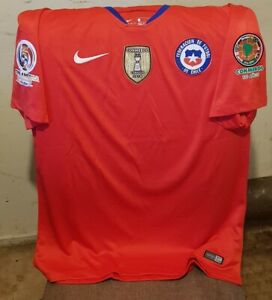 Chile Soccer Jersey Camisa De futbol Chile