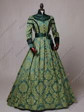Victorian Game of Thrones Royal Queen Ball Gown Halloween Costume C021 M