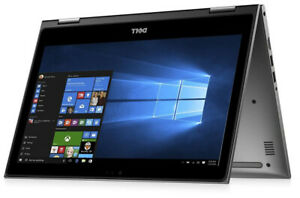 Dell Inspiron 13 5000 5378 Intel i3-7100u 2.40GHz/4GB 918GB HD WebCam