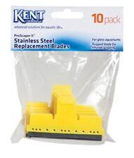 Kent Marine Akm00981 10-pack Stainless Steel Algae ProScraper Blade