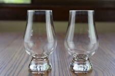 """2 The Glencairn Glass 4 1/2"""" Whiskey Tasting or Nosing Glasses"""