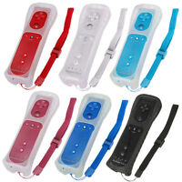 6 Colors Wiimote Built in Motion Plus Inside Remote Controller For Nintendo wii