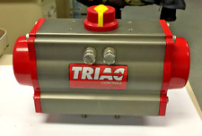 "AT CONTROLS INC.  2R80SR PNEUMATIC TRI-VALVE ACTUATOR 2"""