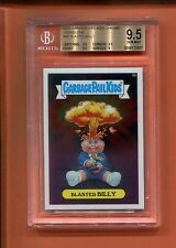 2013 BILLY BLASTED TOPPS CHROME Garbage PAIL KIDS SERIES 1 #8B BGS 9.5